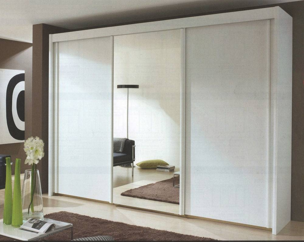 Rauch Imperial Sliding Door Wardrobe 225cm Wide 197cm High | Ebay Within Imperial Wardrobes (View 6 of 15)
