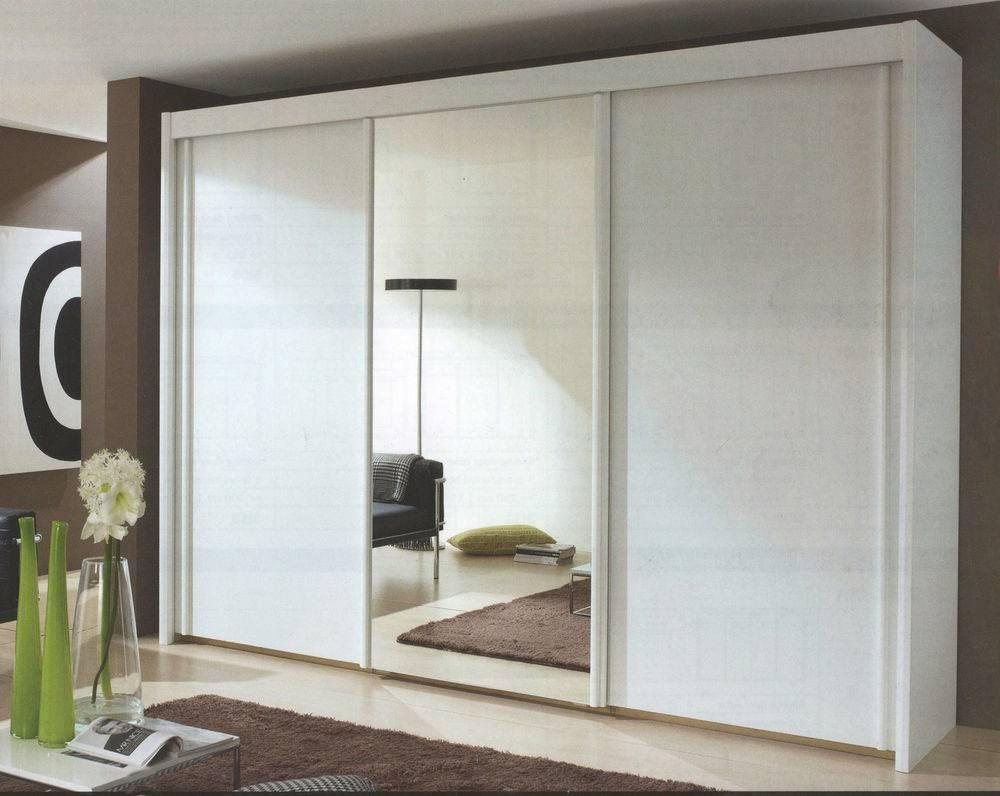 Rauch Imperial Sliding Door Wardrobe 225Cm Wide 197Cm High | Ebay within Rauch Sliding Wardrobes (Image 10 of 15)