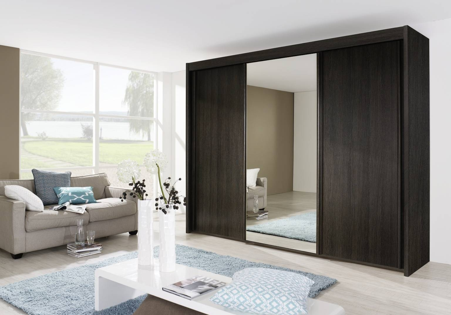 Rauch Imperial Sliding Wardrobe – Furniture Brothers Throughout Rauch Imperial Wardrobes (View 10 of 15)