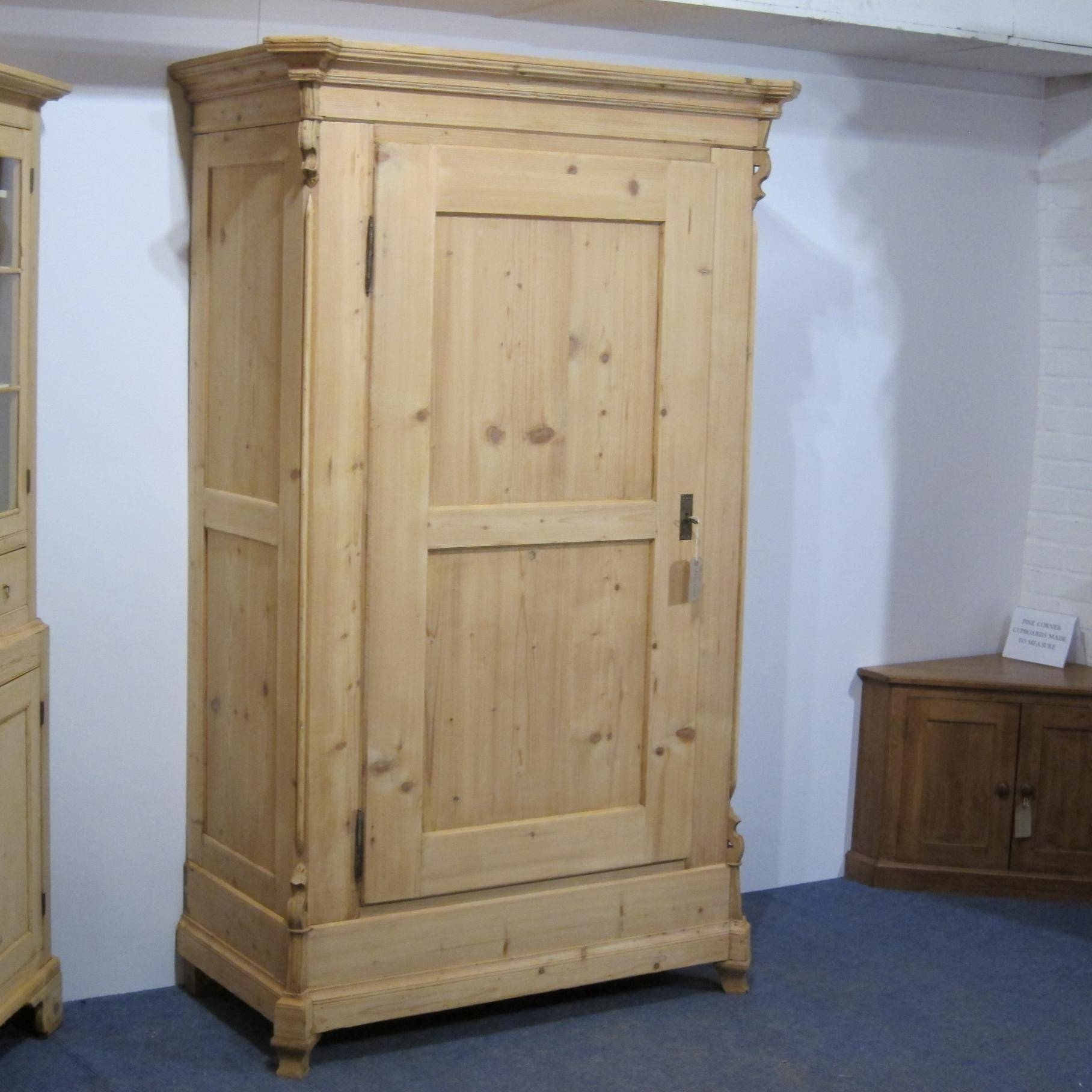 Ready Made Wardrobes Tags : Elegant Single Door Wardrobe Best inside Single Door Pine Wardrobes (Image 8 of 15)
