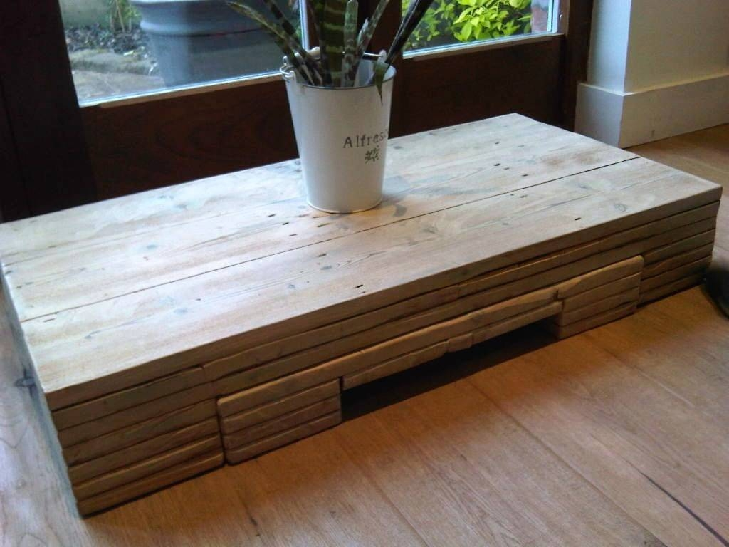 Reclaimed Victorian Pine Coffee Table | Lawsons Traditional Timber Inside Old Pine Coffee Tables (View 25 of 30)