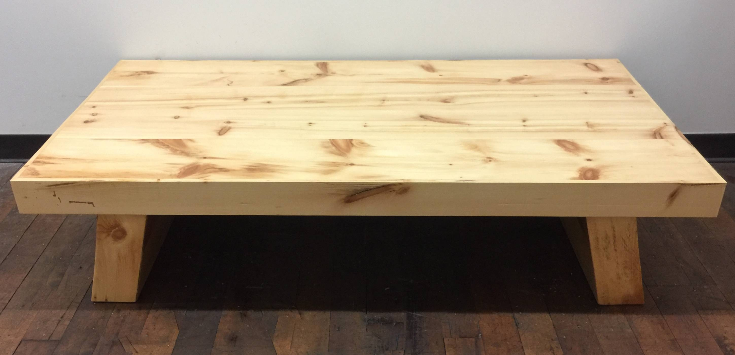 Reclaimed Wood And Metal Furniture With Regard To Old Pine Coffee Tables (View 26 of 30)