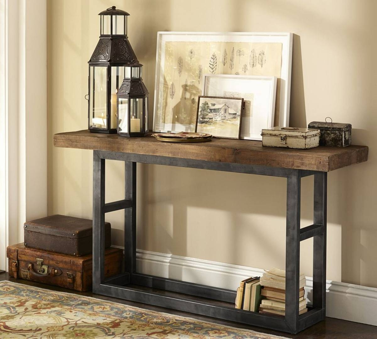 Reclaimed Wood Griffin Coffee Table — Sogocountry Design : Perfect with Griffin Coffee Tables (Image 26 of 30)