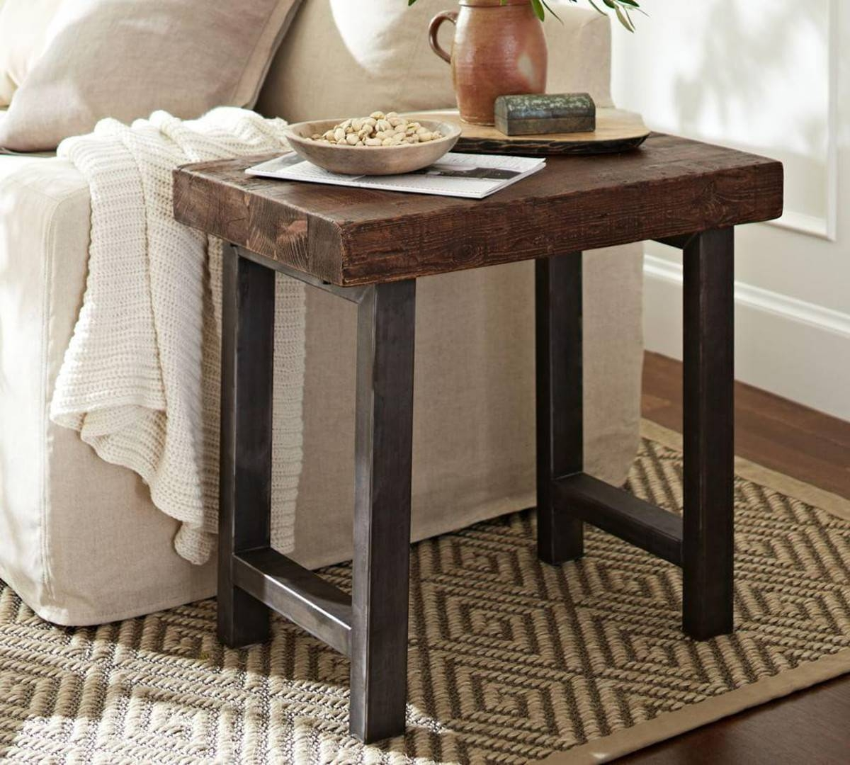 Reclaimed Wood Griffin Coffee Table — Sogocountry Design : Perfect within Griffin Coffee Tables (Image 27 of 30)