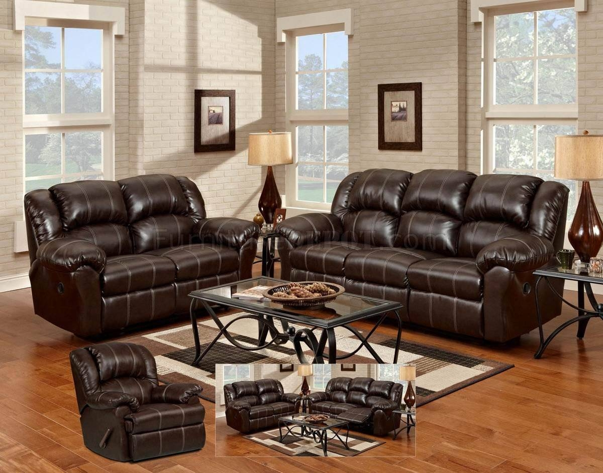 Reclining Sofa Sets Leather | Sofas Decoration for Modern Reclining Leather Sofas (Image 21 of 30)