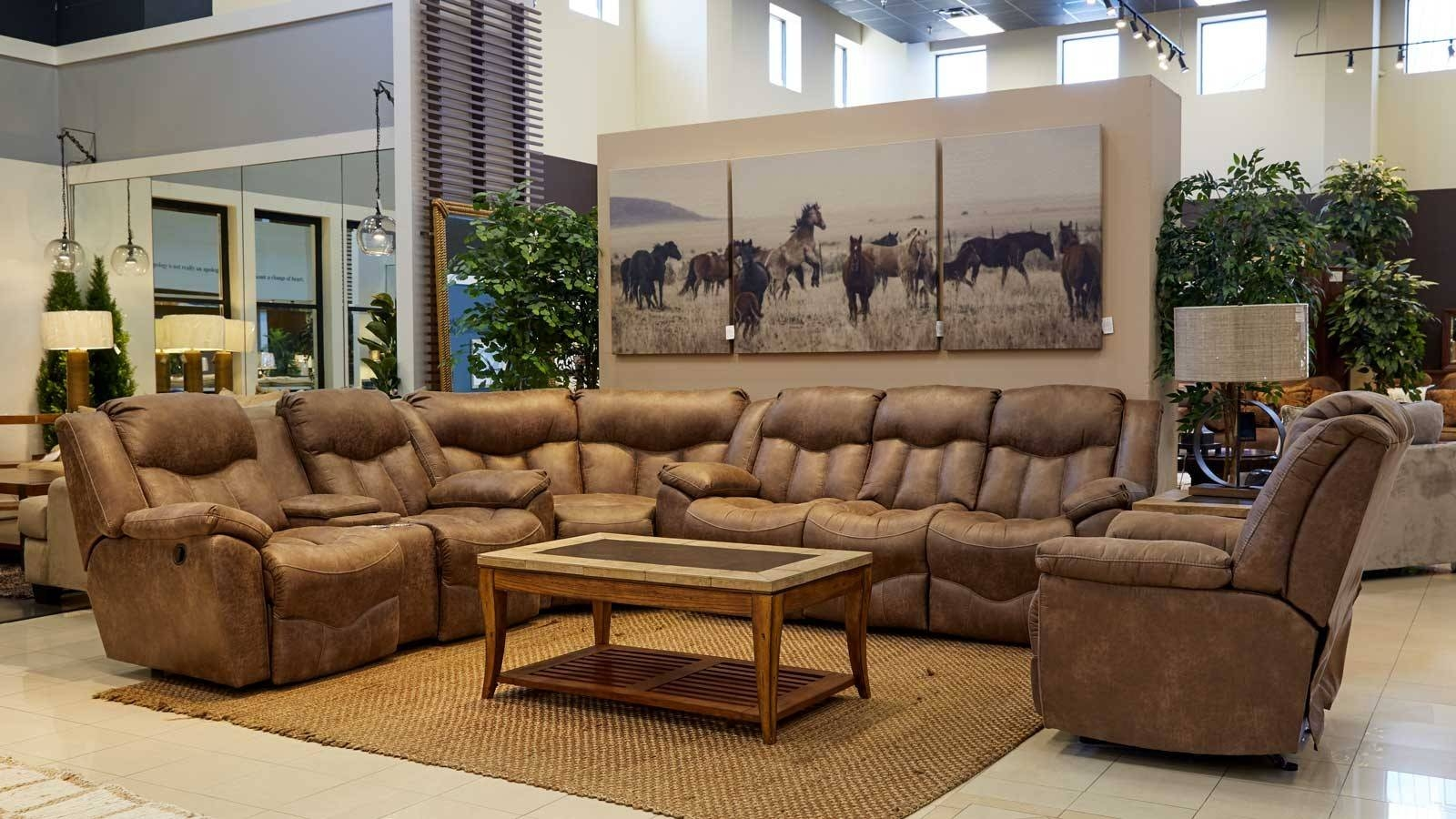 Popular Photo of Sofas And Loveseats