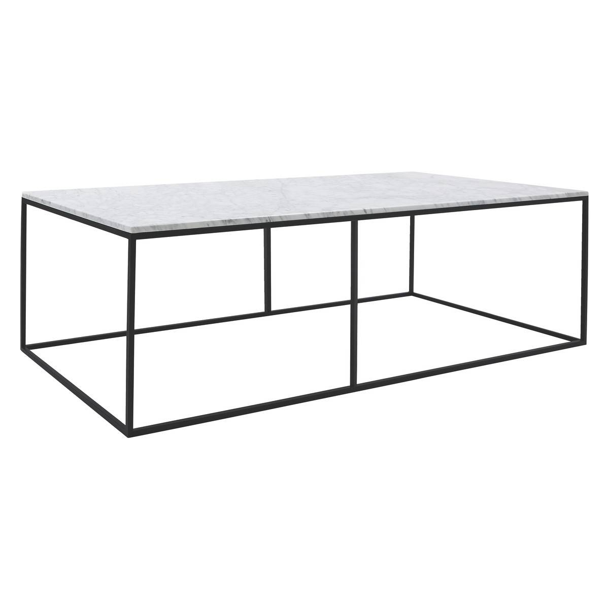Black Marble Coffee Table Canada: Top 30 Of Large Rectangular Coffee Tables