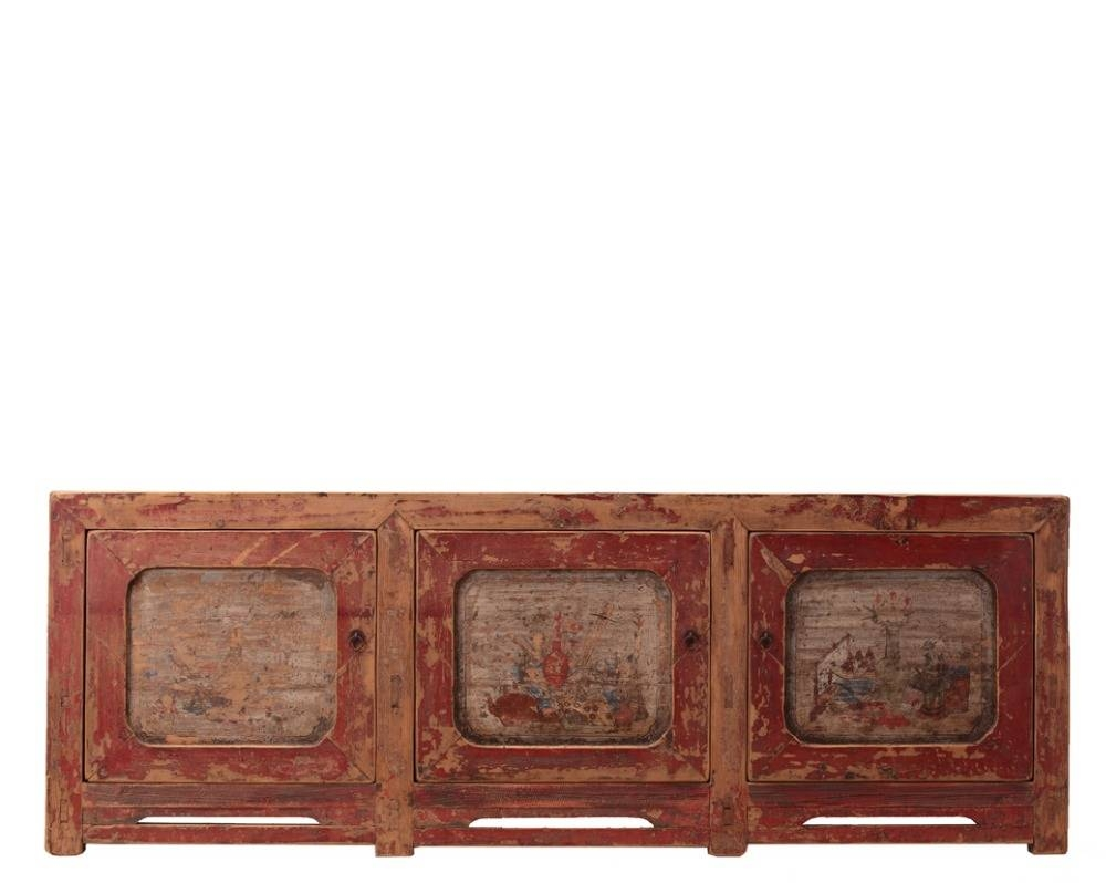 Red Chinese Sideboard, Red Chinese Sideboard Suppliers And Regarding Chinese Sideboards (View 25 of 30)