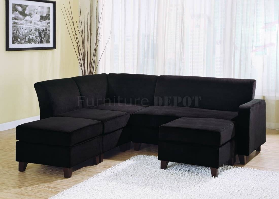 Red Microfiber Sectional Sofa - S3Net - Sectional Sofas Sale with Red Microfiber Sectional Sofas (Image 17 of 30)