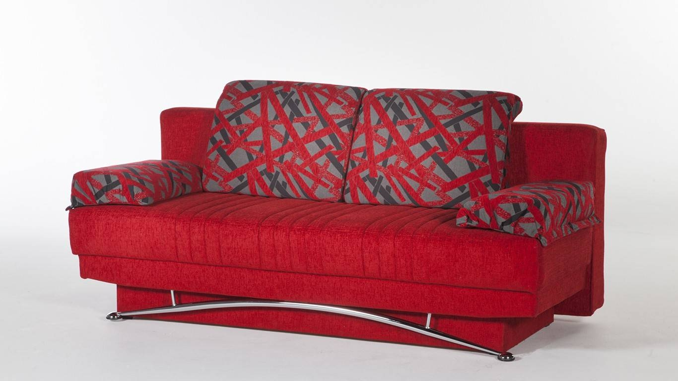 Red Sectional Sleeper Sofa - Video And Photos | Madlonsbigbear intended for Red Sectional Sleeper Sofas (Image 18 of 30)