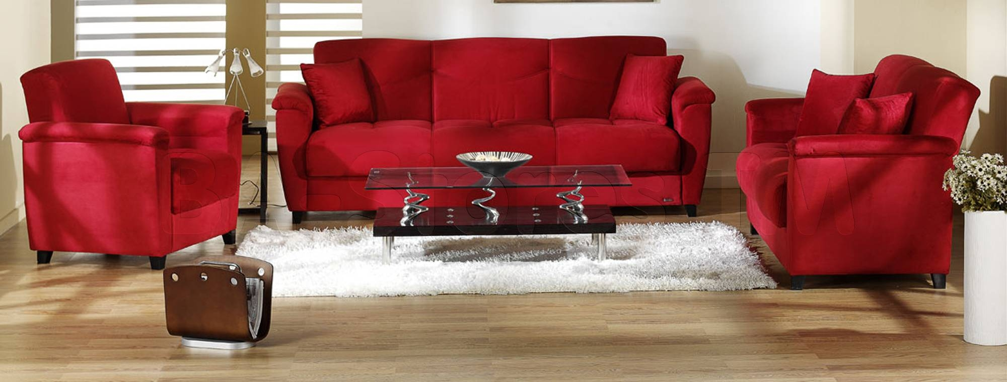 Red Sofa Decor Images Of Photo Albums Red Living Room Furniture with regard to Red Sofa Chairs (Image 18 of 30)