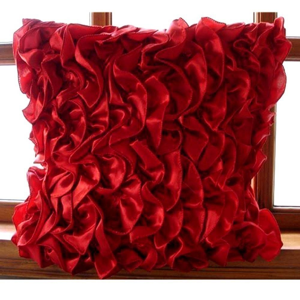 Red Sofa Pillows | Tehranmix Decoration in Red Sofa Throws (Image 20 of 25)