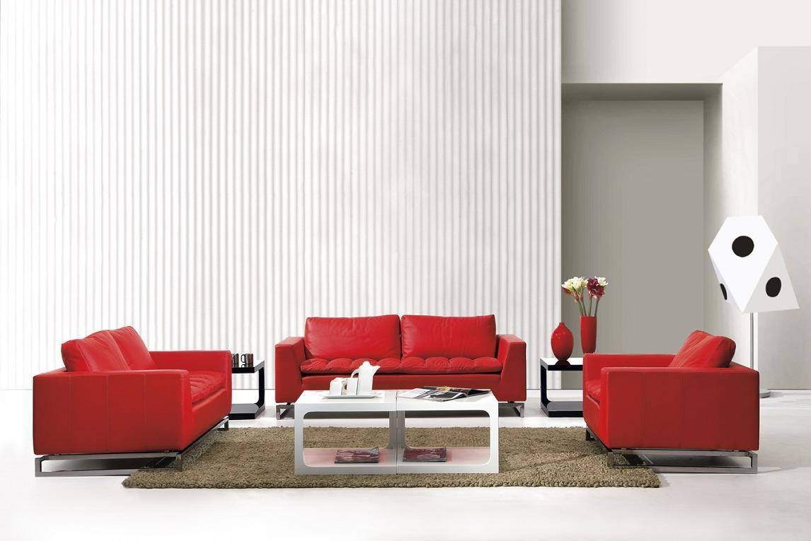 Red Sofa Sets Cheap Furniture Online With (View 19 of 30)