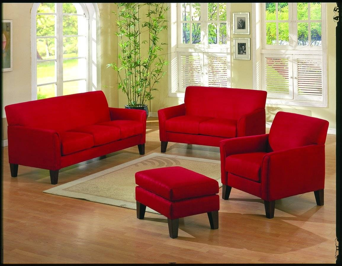 Red Sofas And Chairs | Tehranmix Decoration with Red Sofas and Chairs (Image 19 of 30)