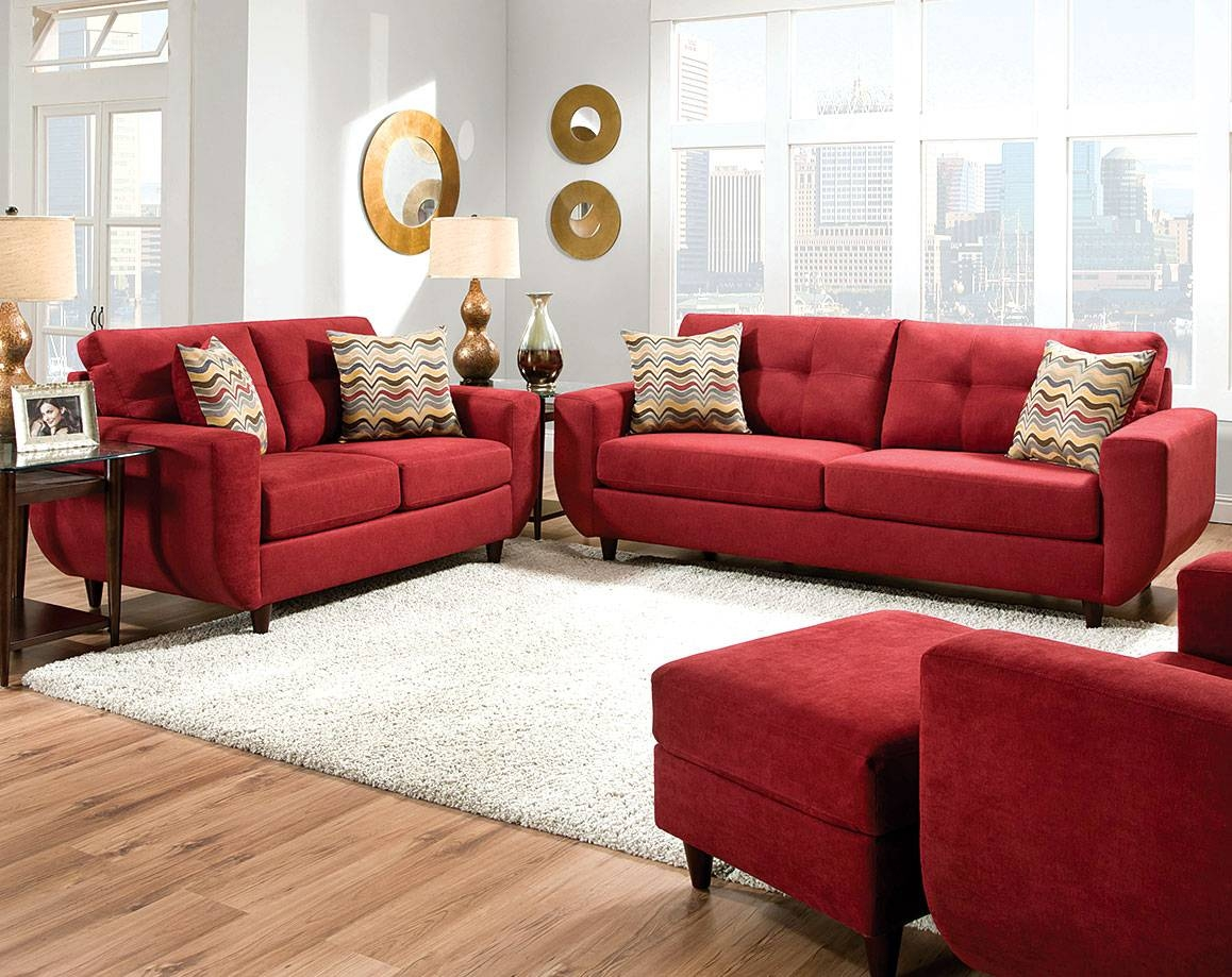 Red Sofas For Sale | Tehranmix Decoration within Cheap Red Sofas (Image 23 of 30)