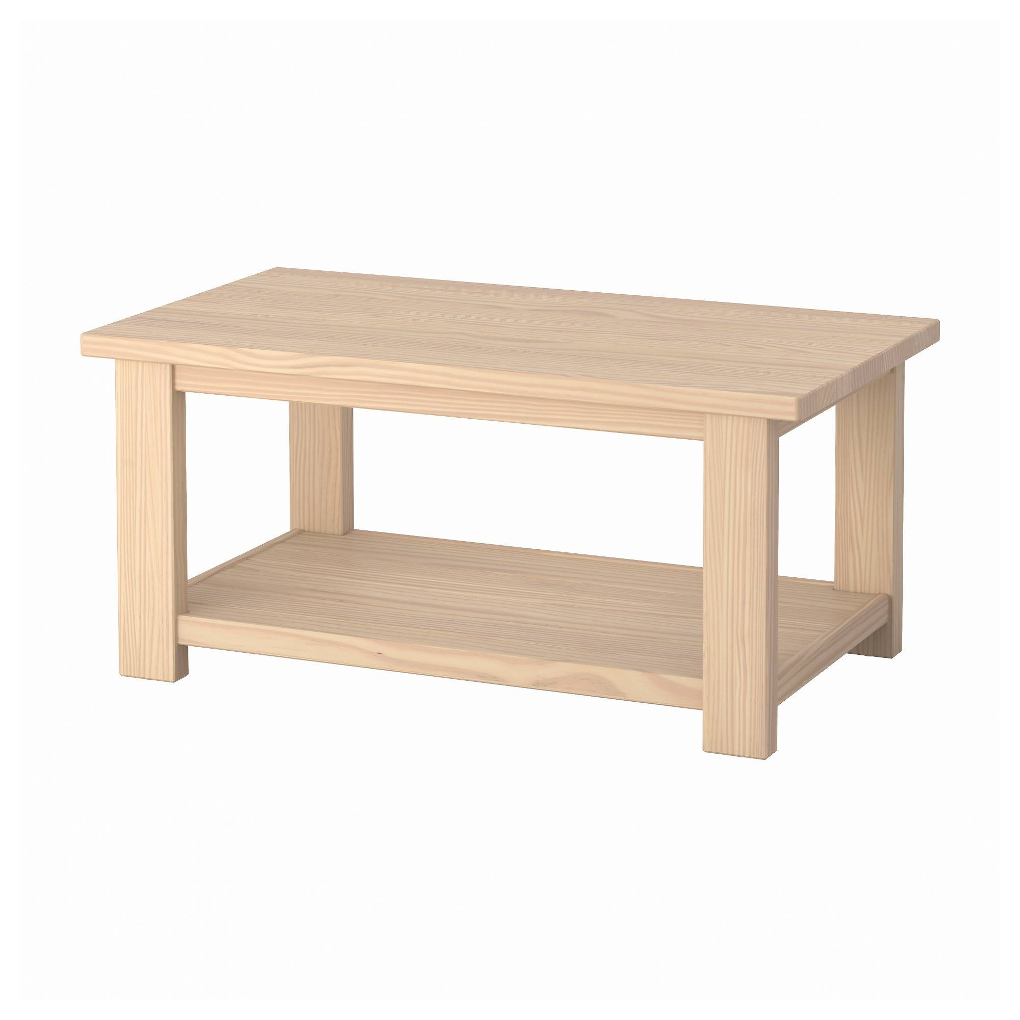 Rekarne Coffee Table - Ikea in Pine Coffee Tables (Image 24 of 30)