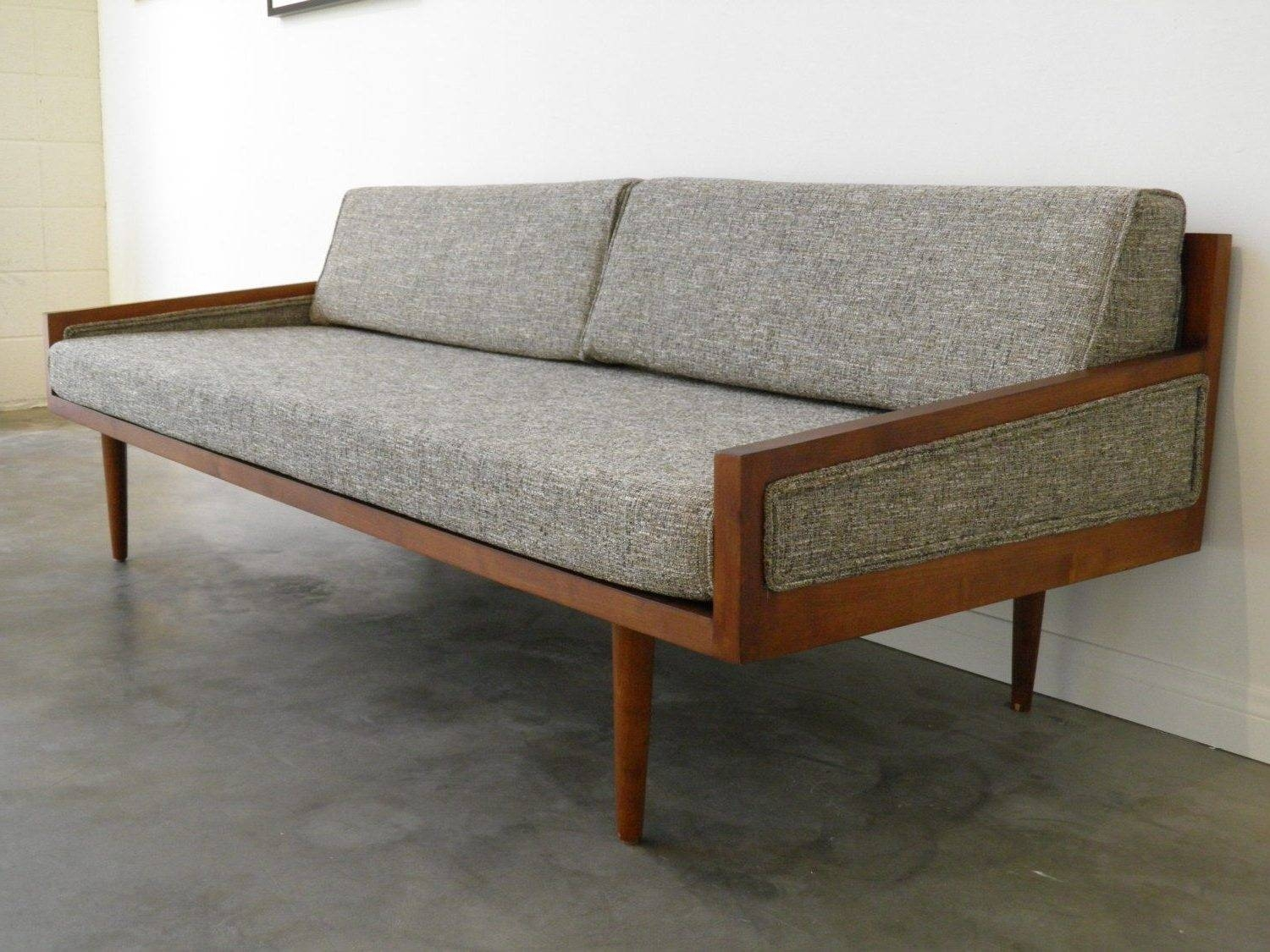 Remarkable Mid Century Modern Sleeper Sofa Coolest Cheap Furniture intended for Cool Sleeper Sofas (Image 23 of 30)