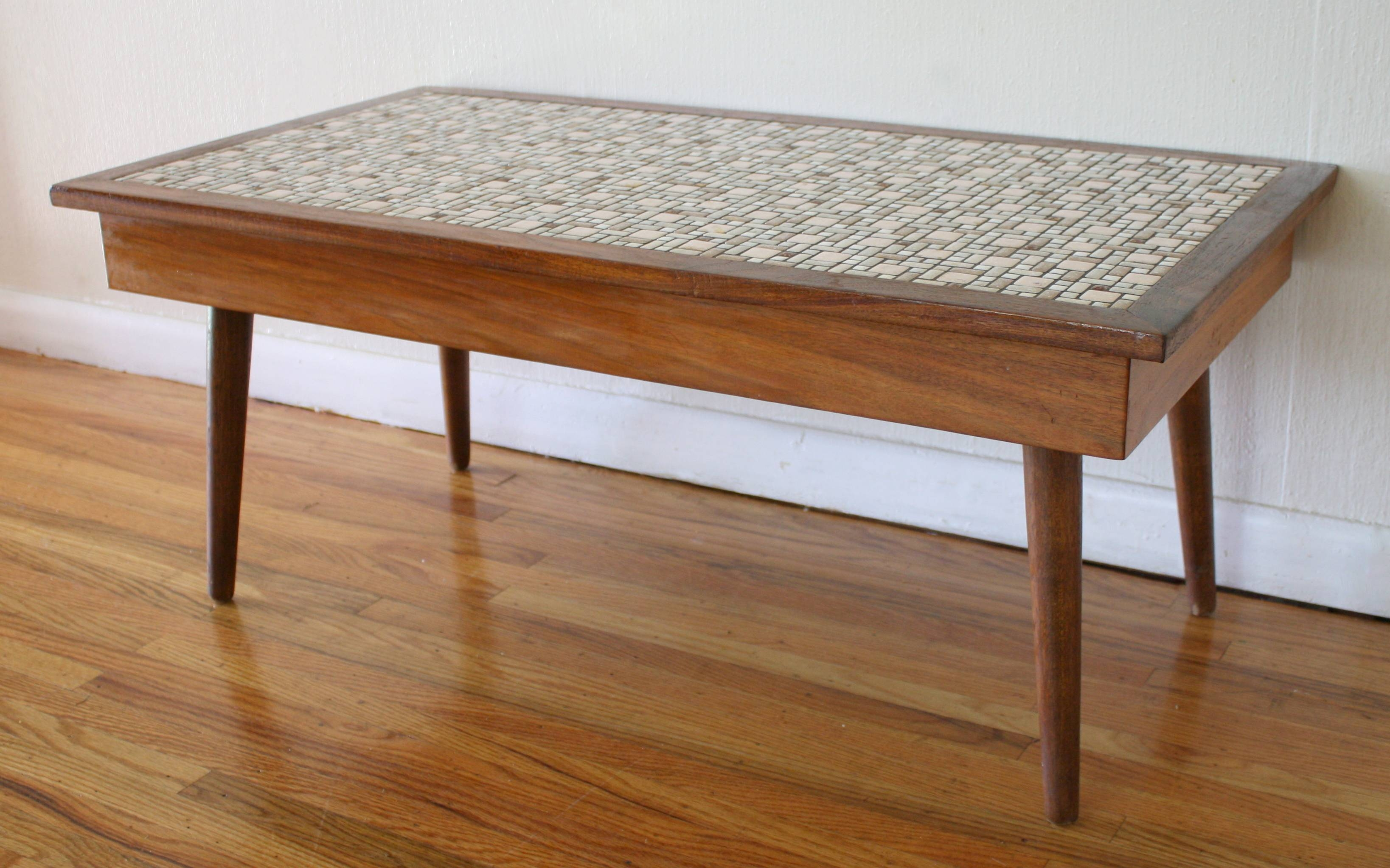 Retro Coffee Tables for Retro Glass Coffee Tables (Image 25 of 30)