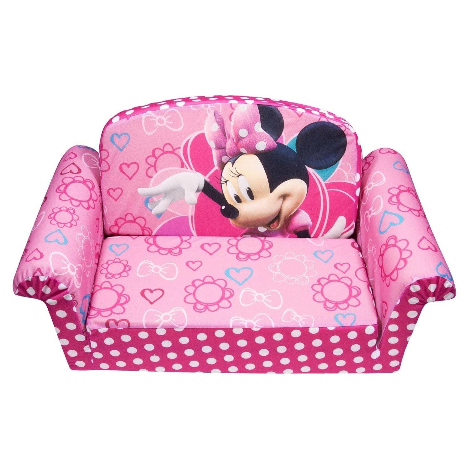 Review: Marshmallow Children's Furniture - 2 In 1 Flip Open Sofa for Children Sofa Chairs (Image 19 of 30)