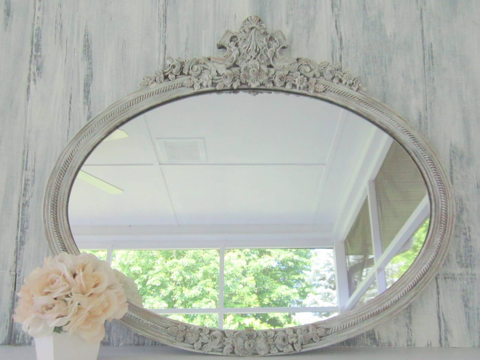 Revived Vintage Chalkboards: Antique Mirrors For Salemany with Vintage Mirrors (Image 16 of 25)