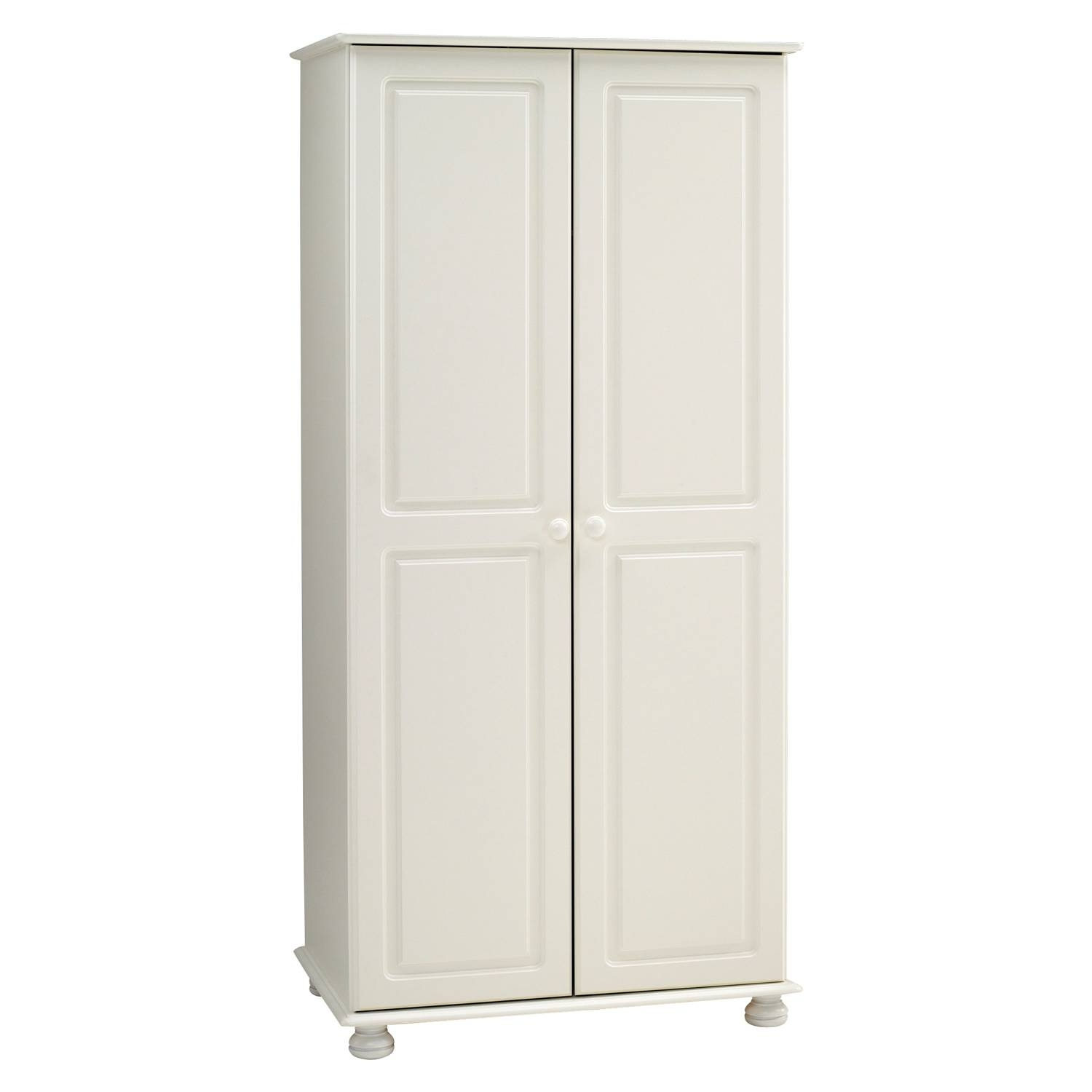 Richmond 3 Door 4 Drawer Wardrobe White - Simply Furniture throughout Richmond Wardrobes (Image 5 of 15)