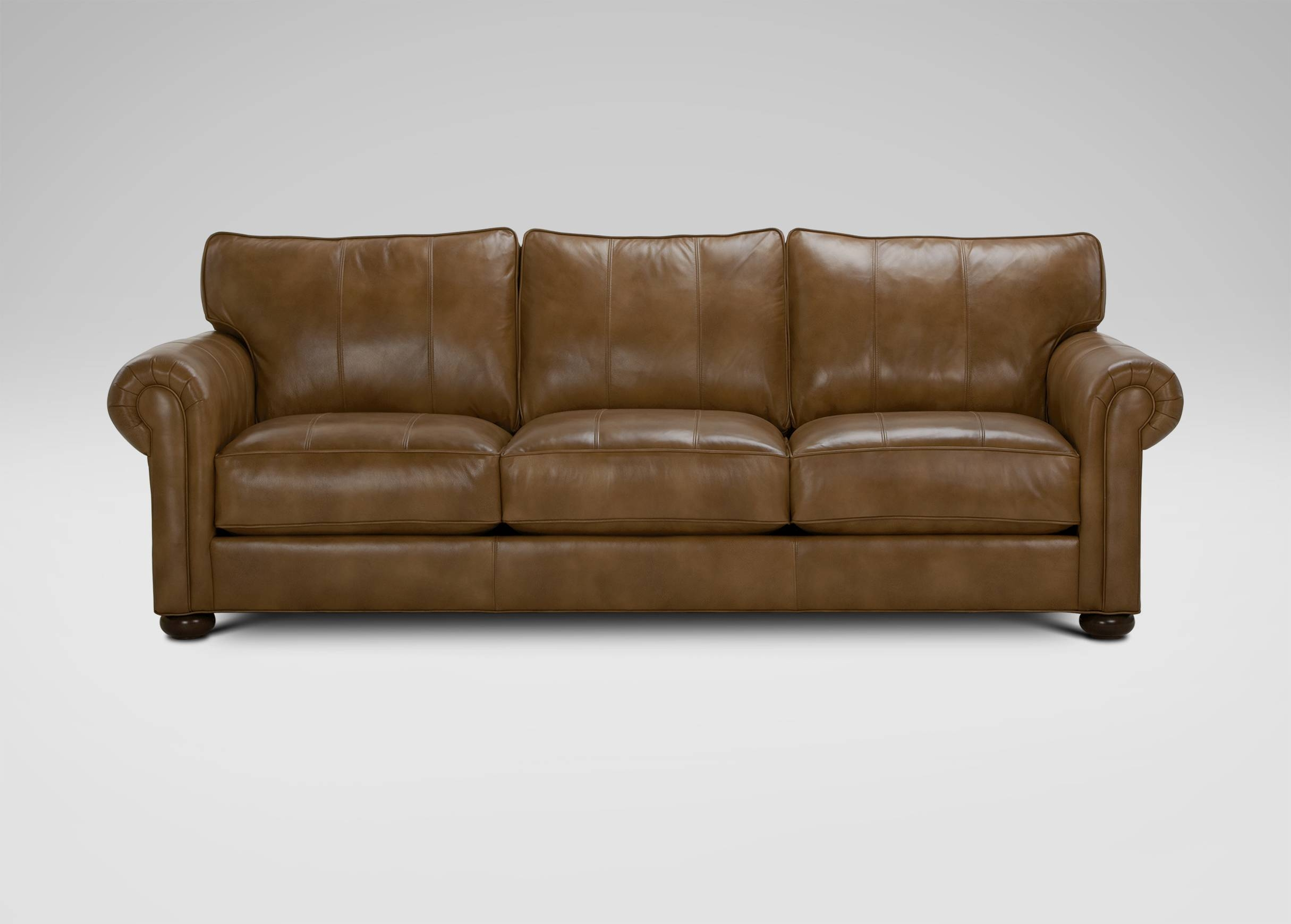 Richmond Leather Sofa | Sofas & Loveseats intended for Richmond Sofas (Image 19 of 30)