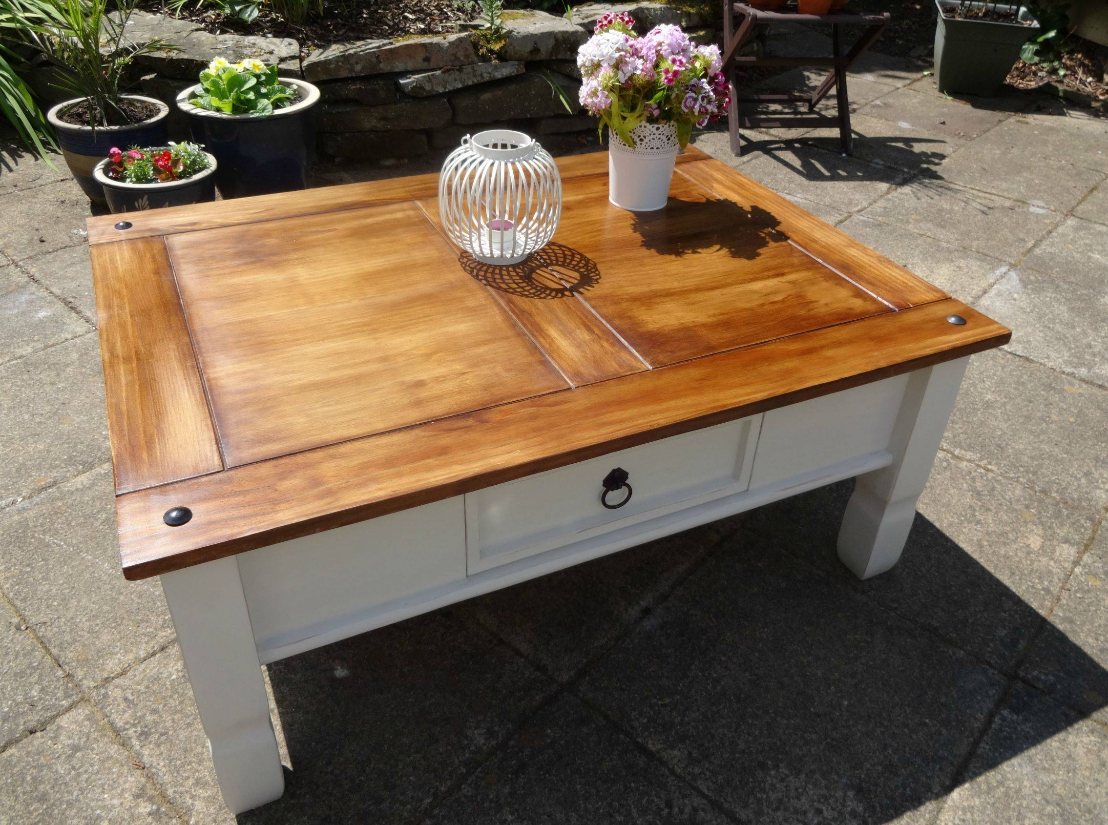 Rio Solid Pine Coffee Table | Coffee Tables Decoration For Old Pine Coffee Tables (View 27 of 30)