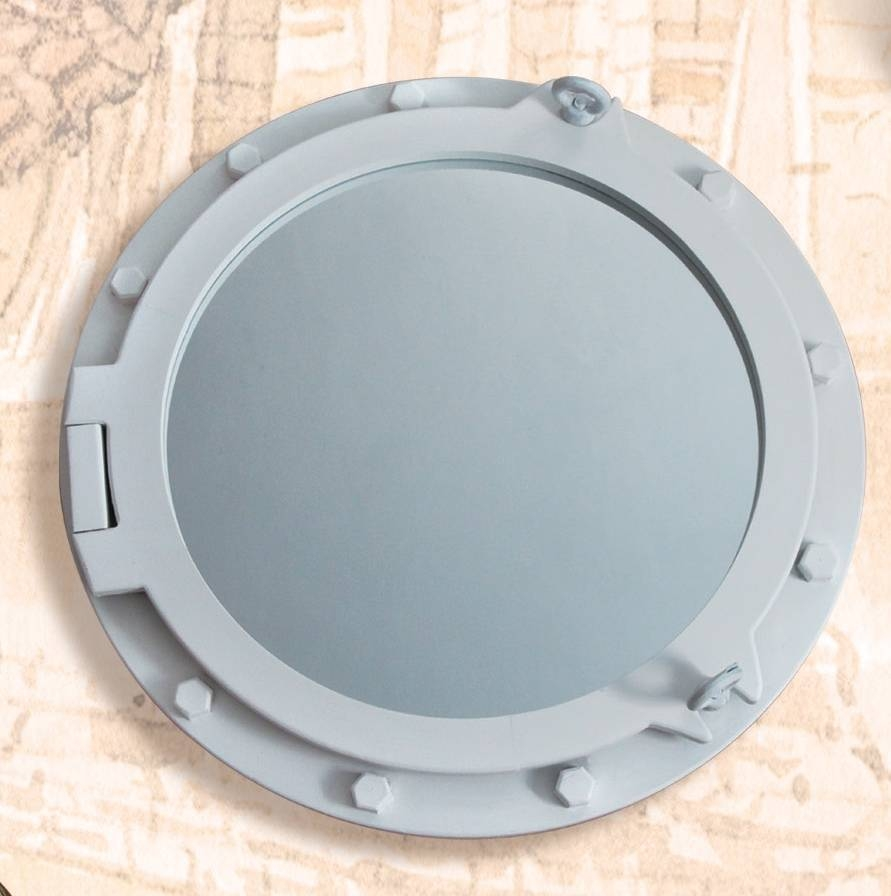 Robin's Dockside Shop - Portholes inside Porthole Style Mirrors (Image 18 of 25)