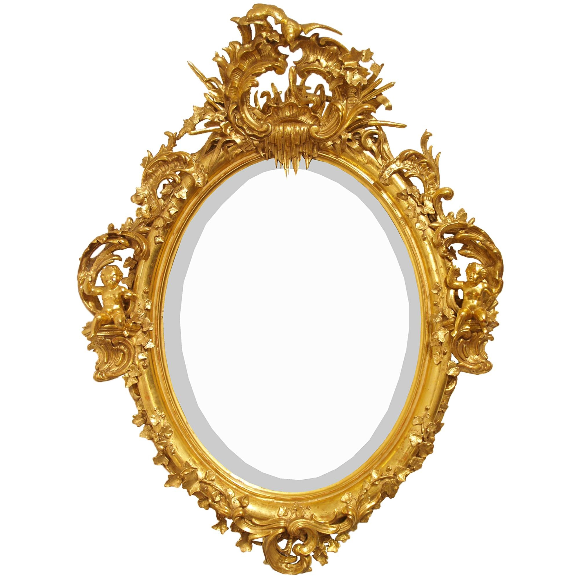 Rococo Mirror Images - Reverse Search throughout Rococo Mirrors (Image 20 of 25)