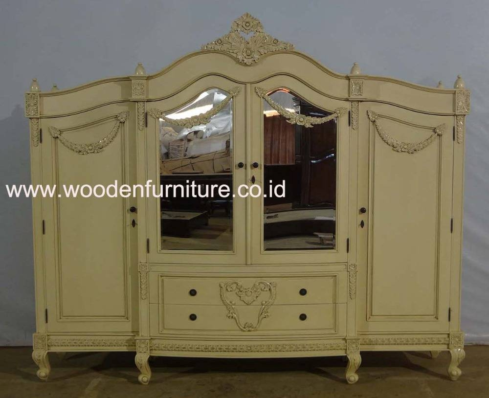 Rococo Wardrobe, Rococo Wardrobe Suppliers And Manufacturers At with Rococo Wardrobes (Image 15 of 15)