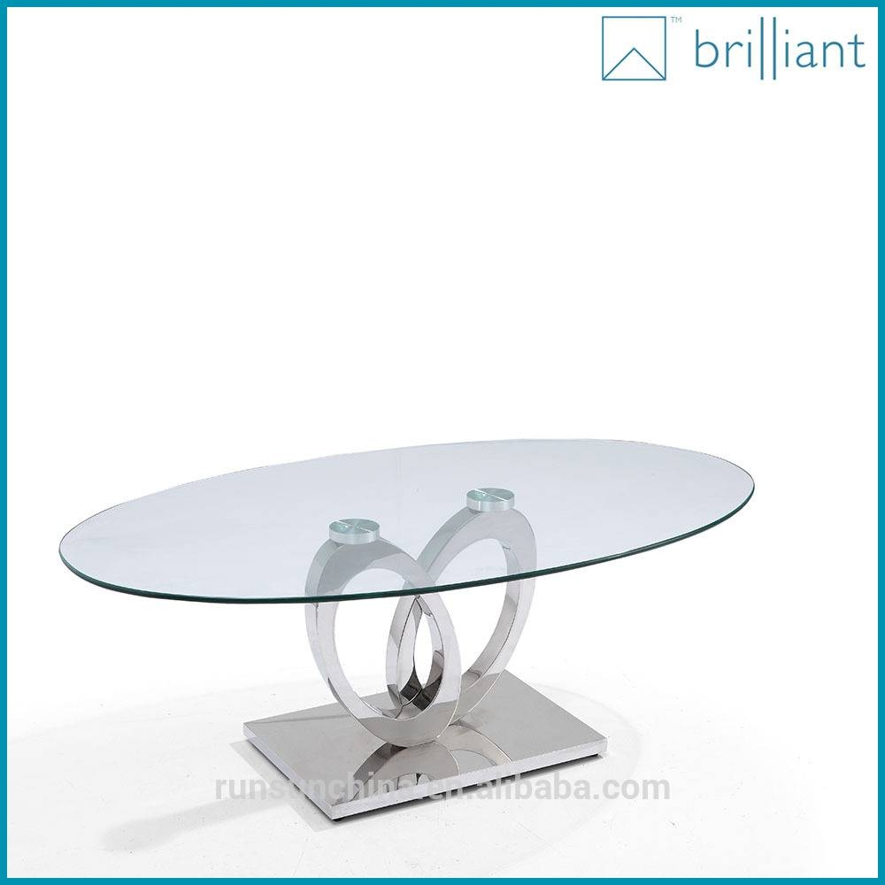 Rotating Glass Coffee Table, Rotating Glass Coffee Table Suppliers for Revolving Glass Coffee Tables (Image 24 of 30)