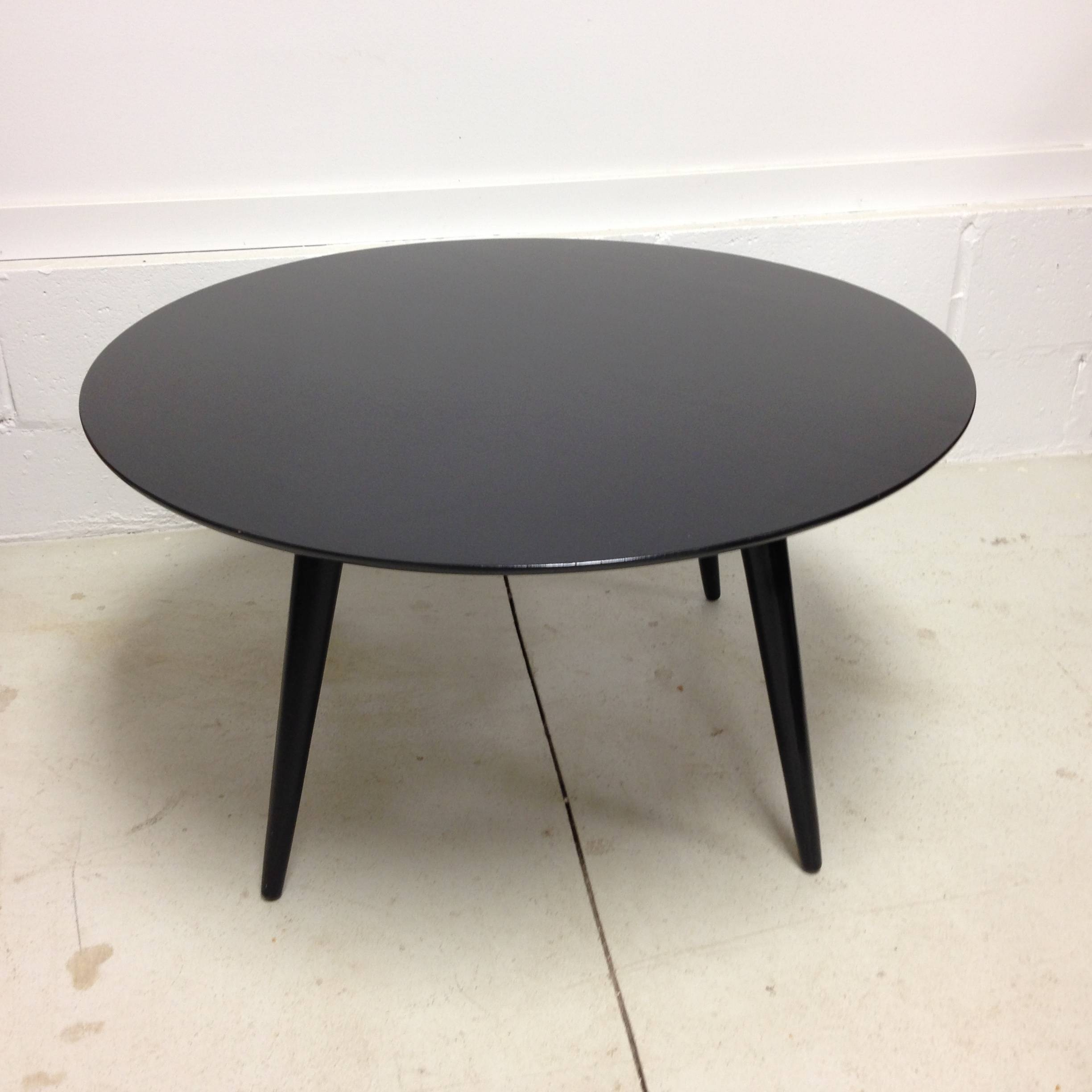 30 Best Black Circle Coffee Tables