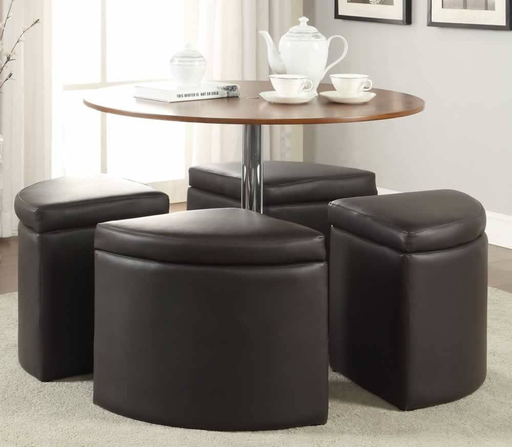 Round Coffee Table With Storage And Seating | Coffee Tables Decoration with Round Coffee Tables With Storages (Image 24 of 30)