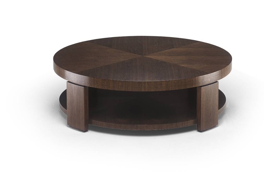 Round Coffee Tables Modern Living Room – Square Coffee Tables within Round Coffee Tables (Image 25 of 30)
