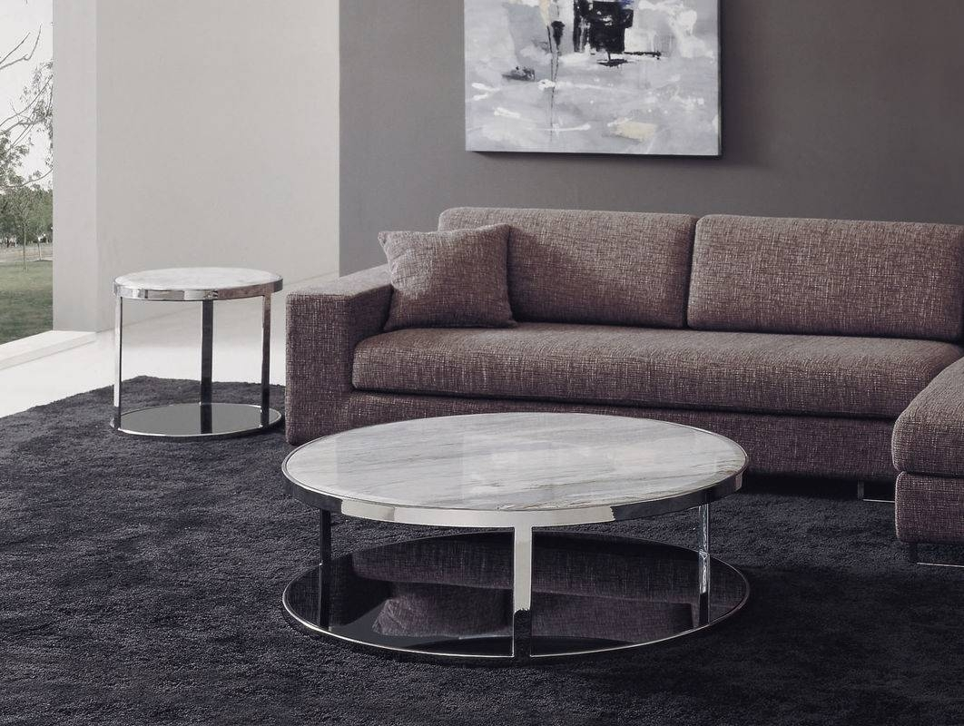 Round Marble Coffee Table. Marble Coffee (View 24 of 30)