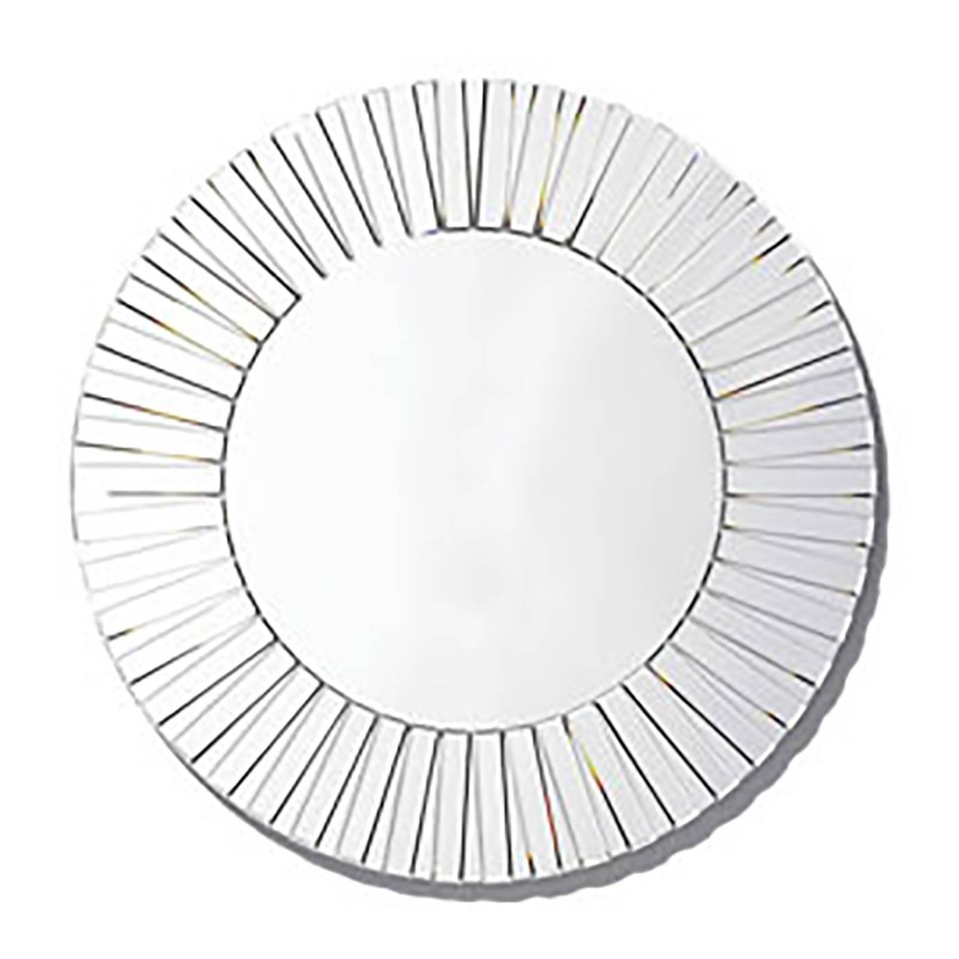 Round Mirrors | Modern Round & Circle Mirrors | Heal's for Contemporary Round Mirrors (Image 21 of 25)