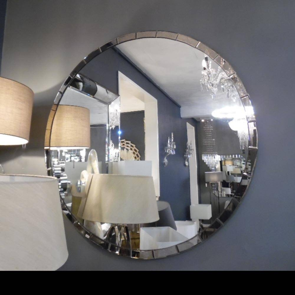 Round Mirrors | Round Wall Mirrors| Exclusive Mirrors throughout Large Round Mirrors (Image 22 of 25)