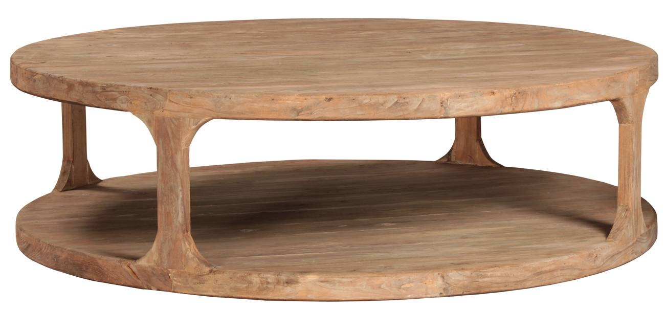 Round Reclaimed Wood Coffee Table Awesome Glass Coffee Table On regarding Reclaimed Wood and Glass Coffee Tables (Image 23 of 30)