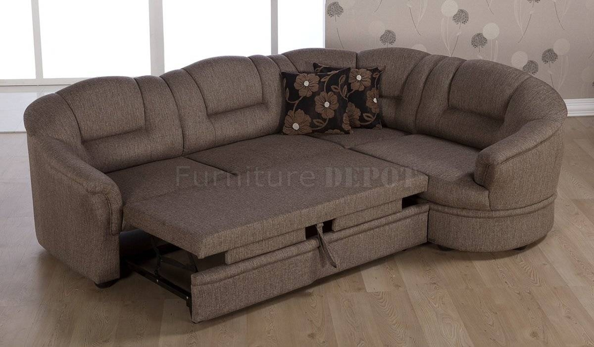 Round Sectional Sofa Bed | Tehranmix Decoration for Round Sectional Sofa Bed (Image 21 of 25)