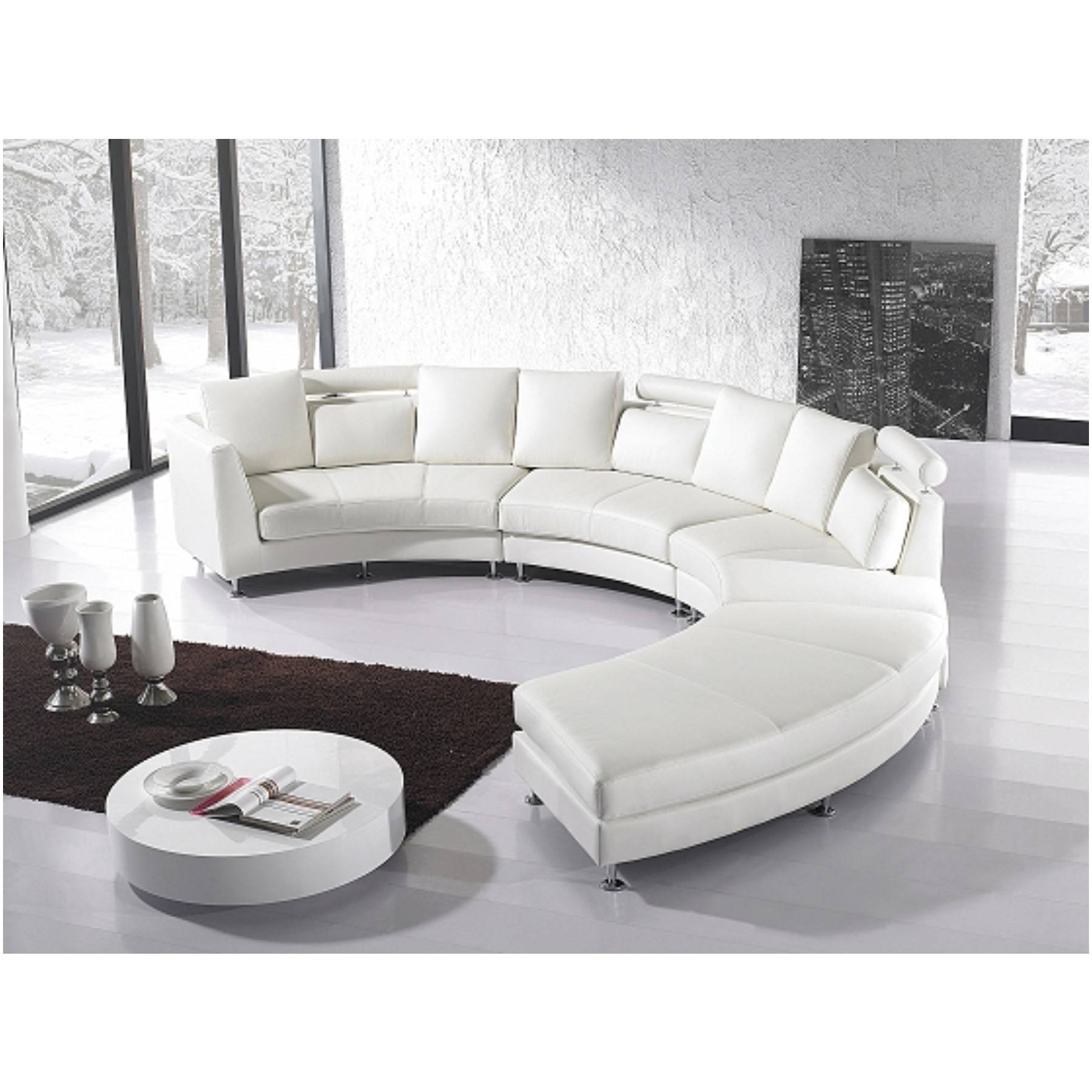 Round Sectional Sofa | Winda 7 Furniture within Round Sectional Sofa (Image 25 of 30)