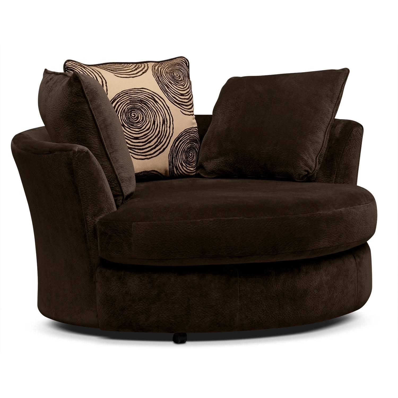 Round Sofa Chair Living Room Furniture | Raya Furniture in Round Sofa Chairs (Image 8 of 15)