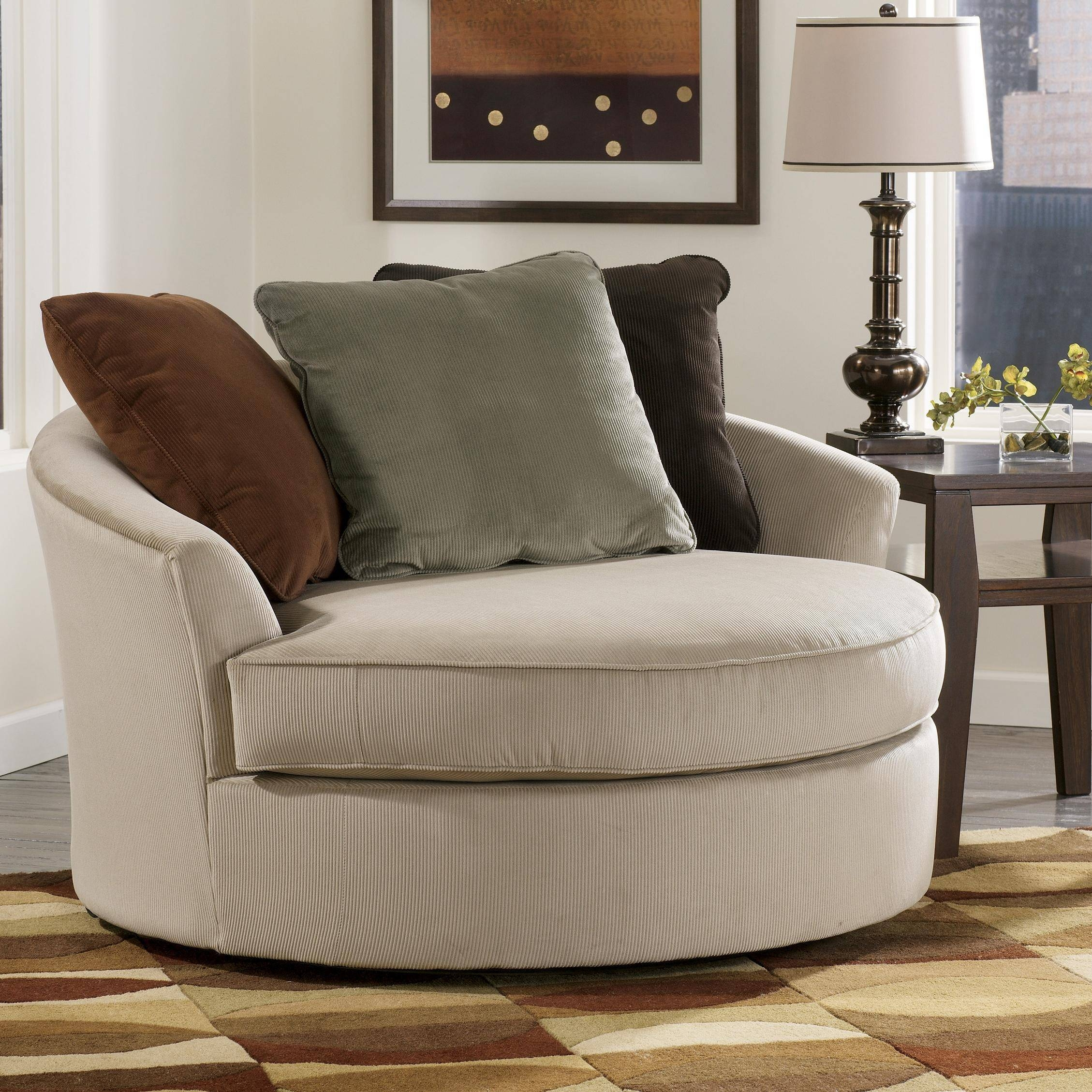 Round Sofa Chair Living Room Furniture | Tehranmix Decoration with Circle Sofa Chairs (Image 20 of 30)