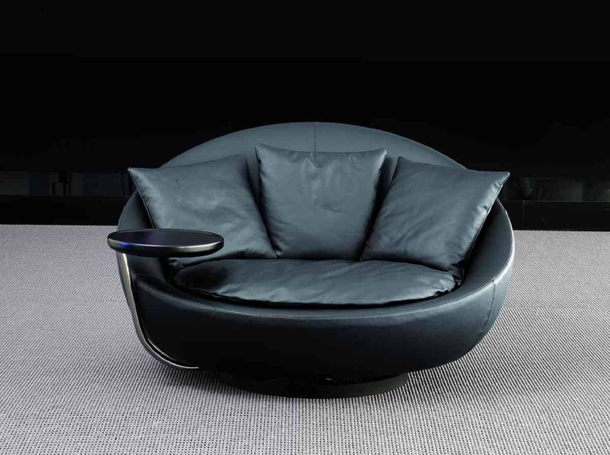 Round Sofa Chair - Modern Chairs Quality Interior 2017 inside Circular Sofa Chairs (Image 15 of 30)