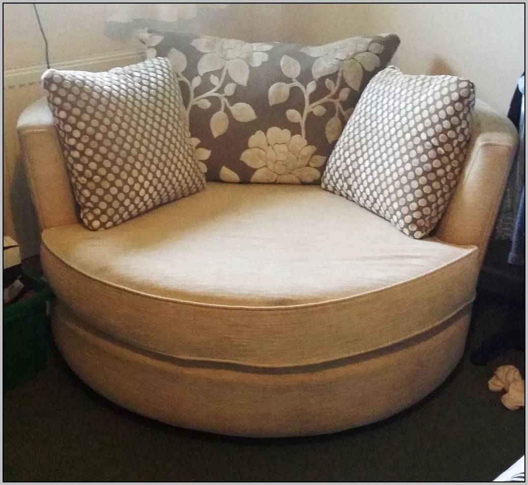 Round Sofa Chair | Sofas Decoration pertaining to Round Sofa Chairs (Image 9 of 15)