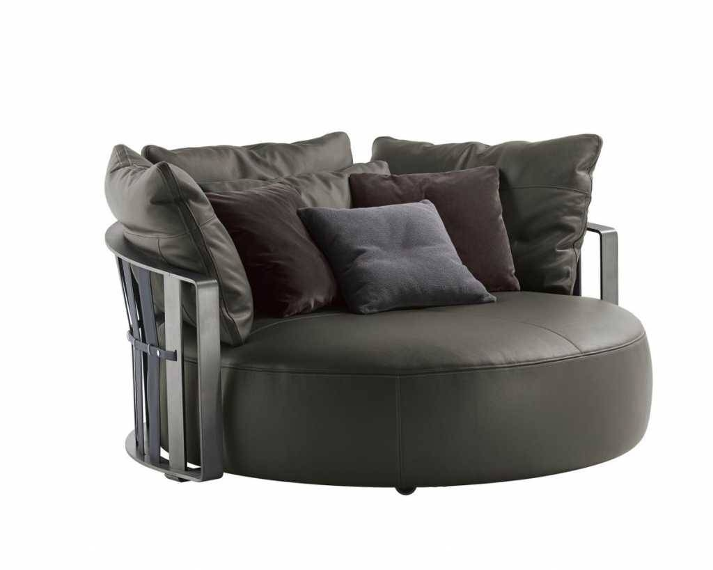 2018 Best of Round Sofa Chair Living Room Furniture