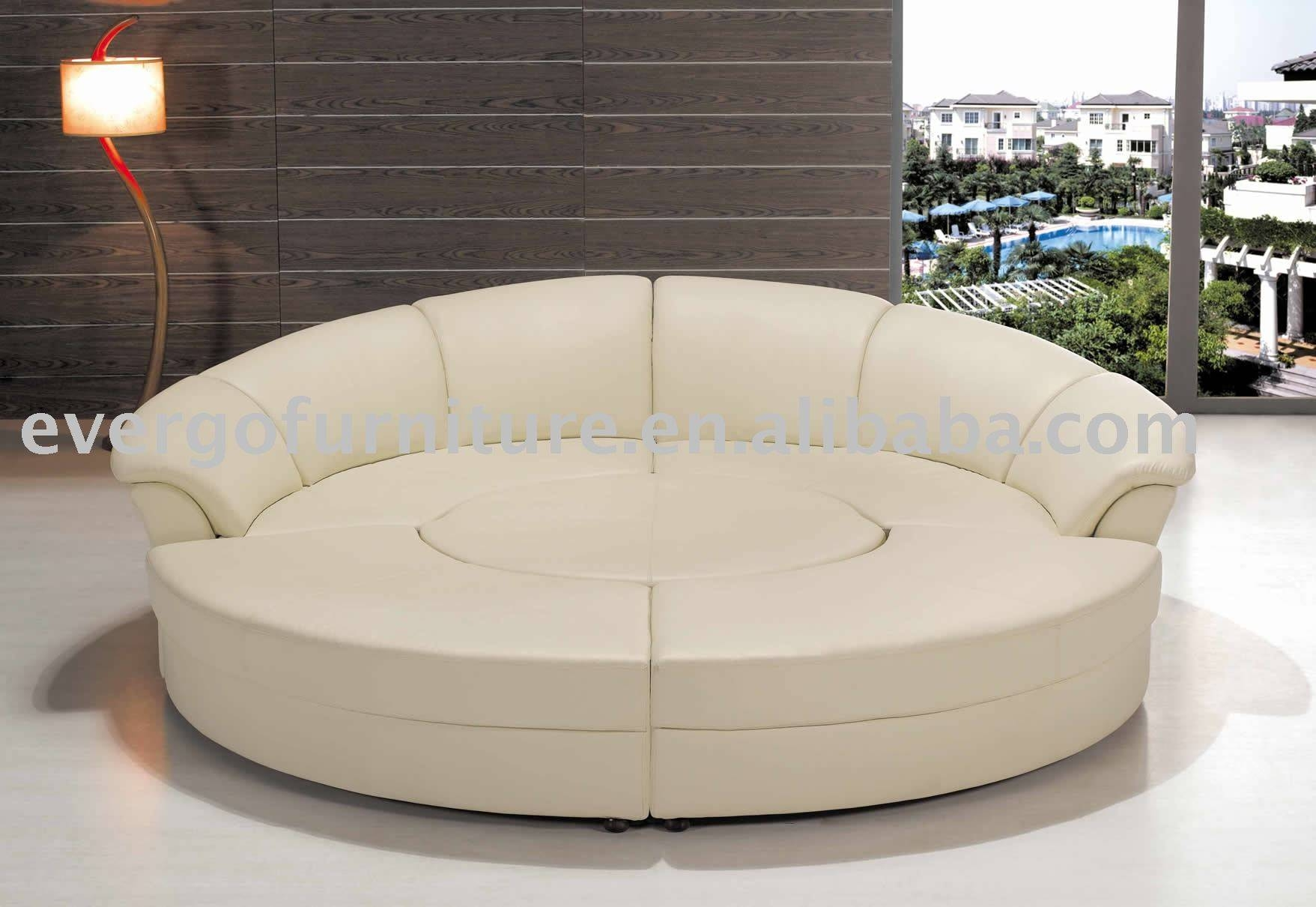 Round Sofas Furniture Best 20 Round Sofa Ideas On Pinterest intended for Rounded Sofa (Image 19 of 25)
