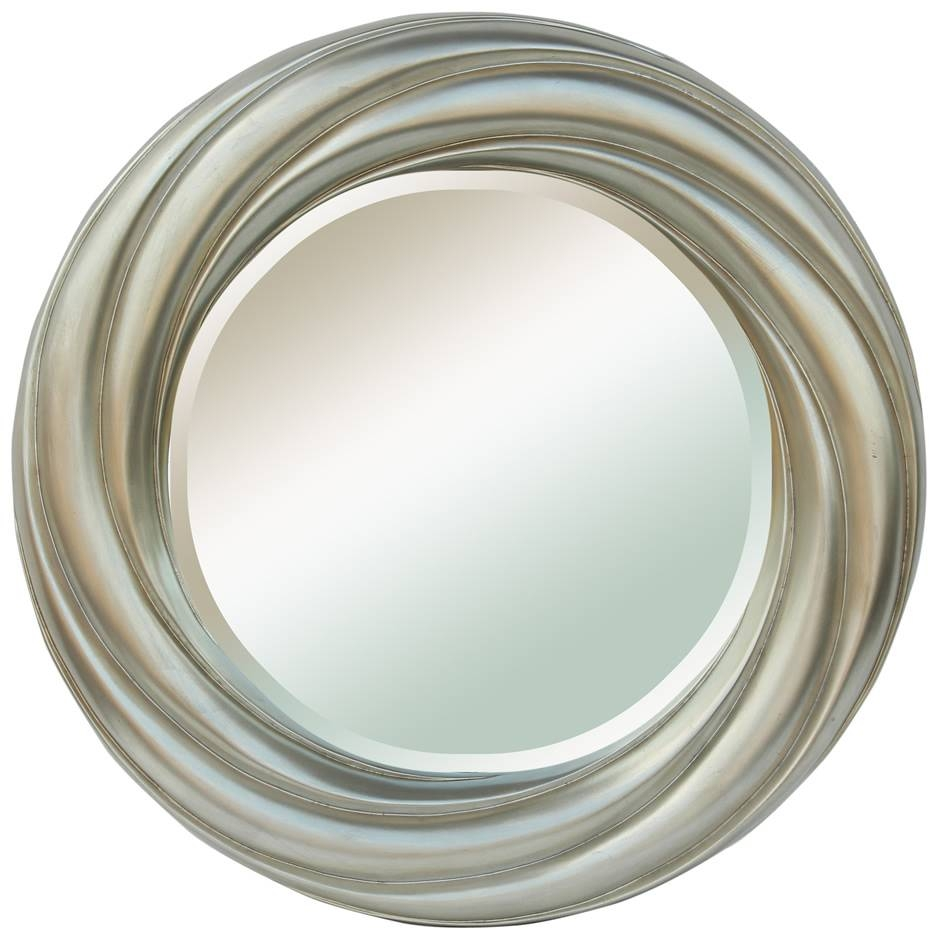 Round Wall Mirrors For Living Room : Doherty House - Design Of with Round Bevelled Mirrors (Image 21 of 25)