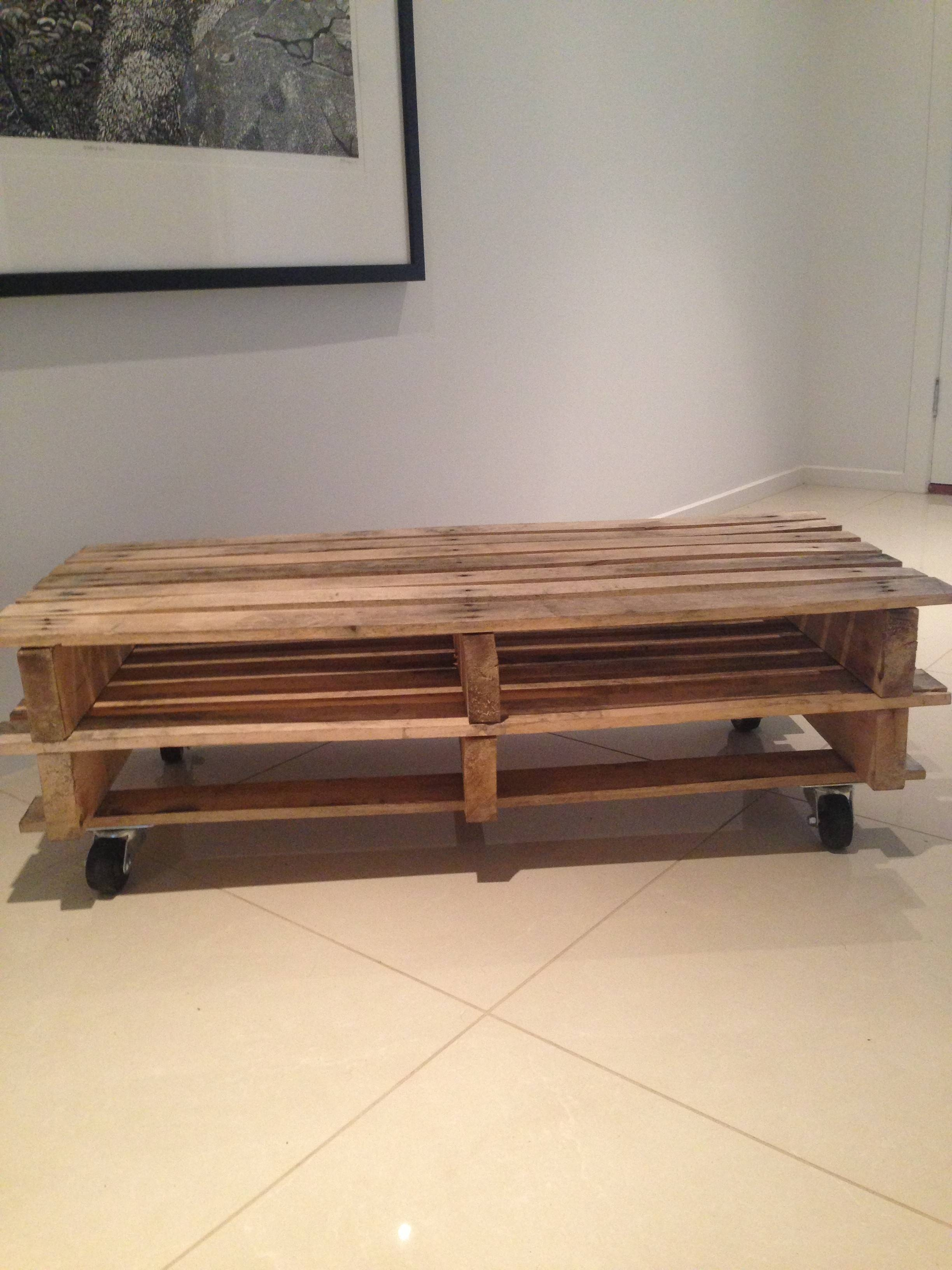 Rustic Coffee Table With Wheels - Worldtipitaka regarding Rustic Coffee Table With Wheels (Image 24 of 30)