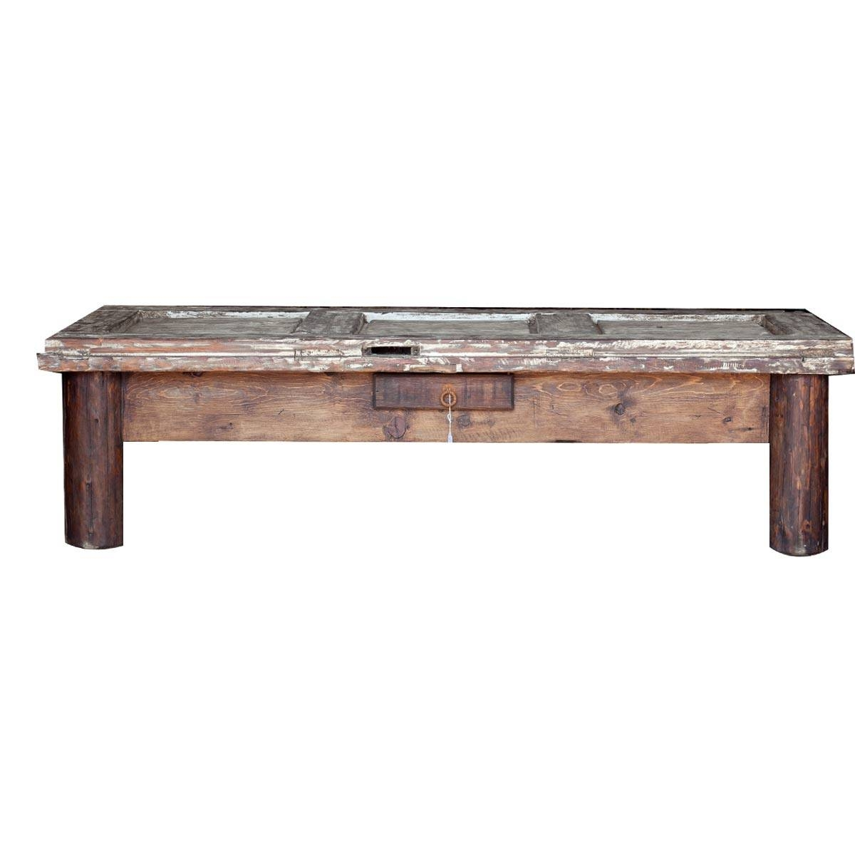 Rustic Coffee Tables For Antique Rustic Coffee Tables (View 12 of 30)