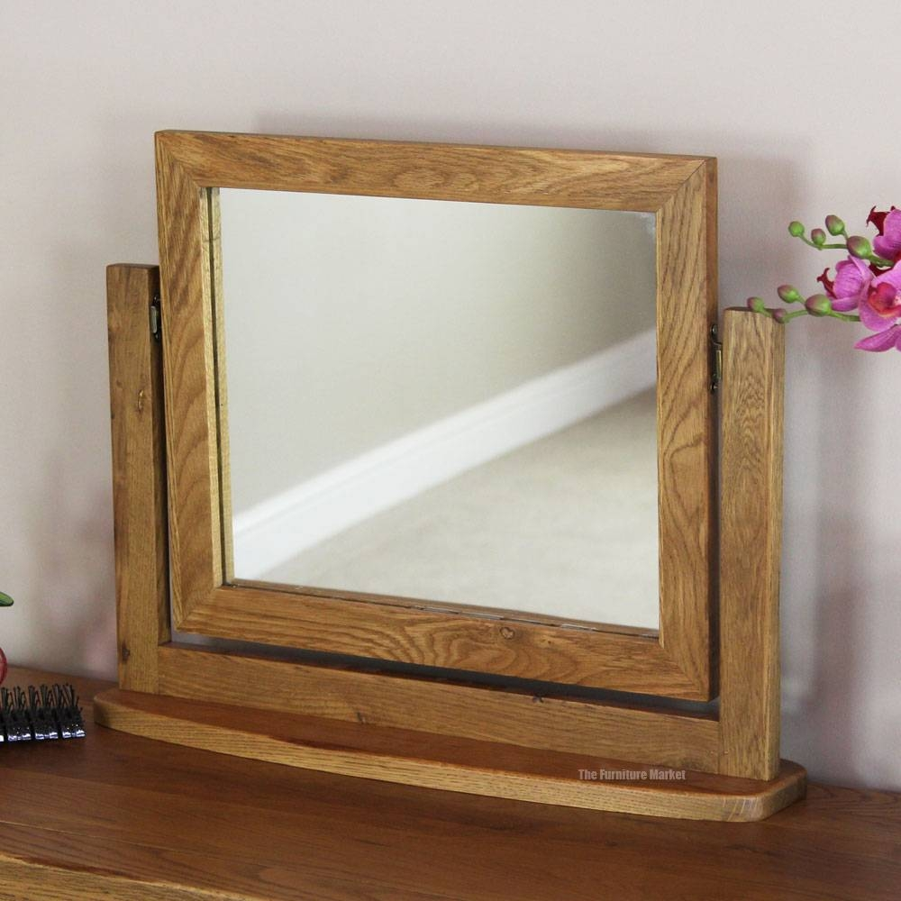 Rustic Framed Mirrors: Beautiful Pictures, Photos Of Remodeling intended for Rustic Oak Mirrors (Image 18 of 25)
